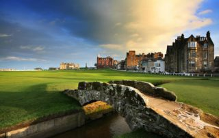 4-Night St. Andrews Golf Vacation for Two! St. Andrews, United Kingdom